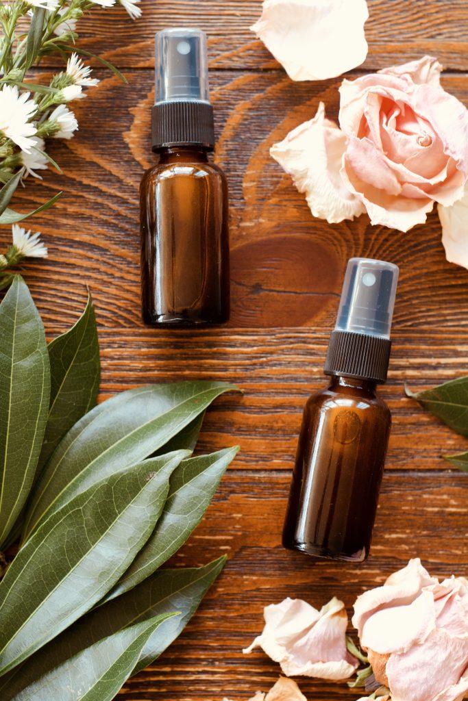sprayable weed lube in bottles