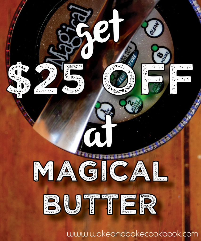 magical butter machine coupon code