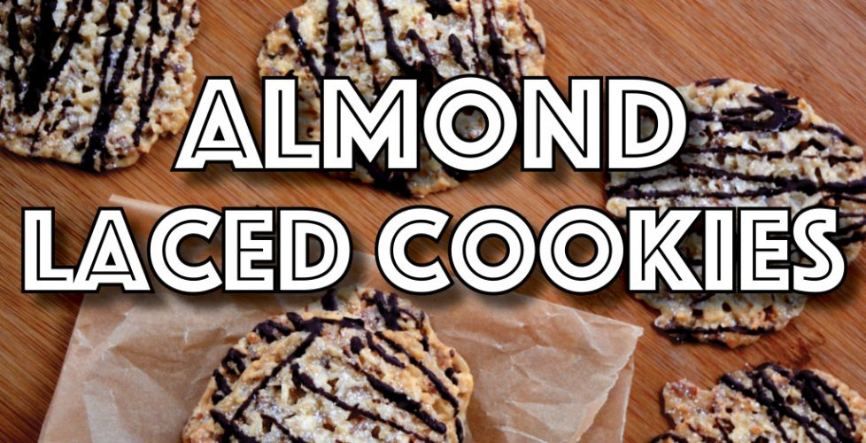 Vegan Edibles: Cannabis Infused Almond Laced Cookies