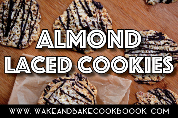 Vegan Edibles: Cannabis Infused Almond Laced Cookies | Wake & Bake