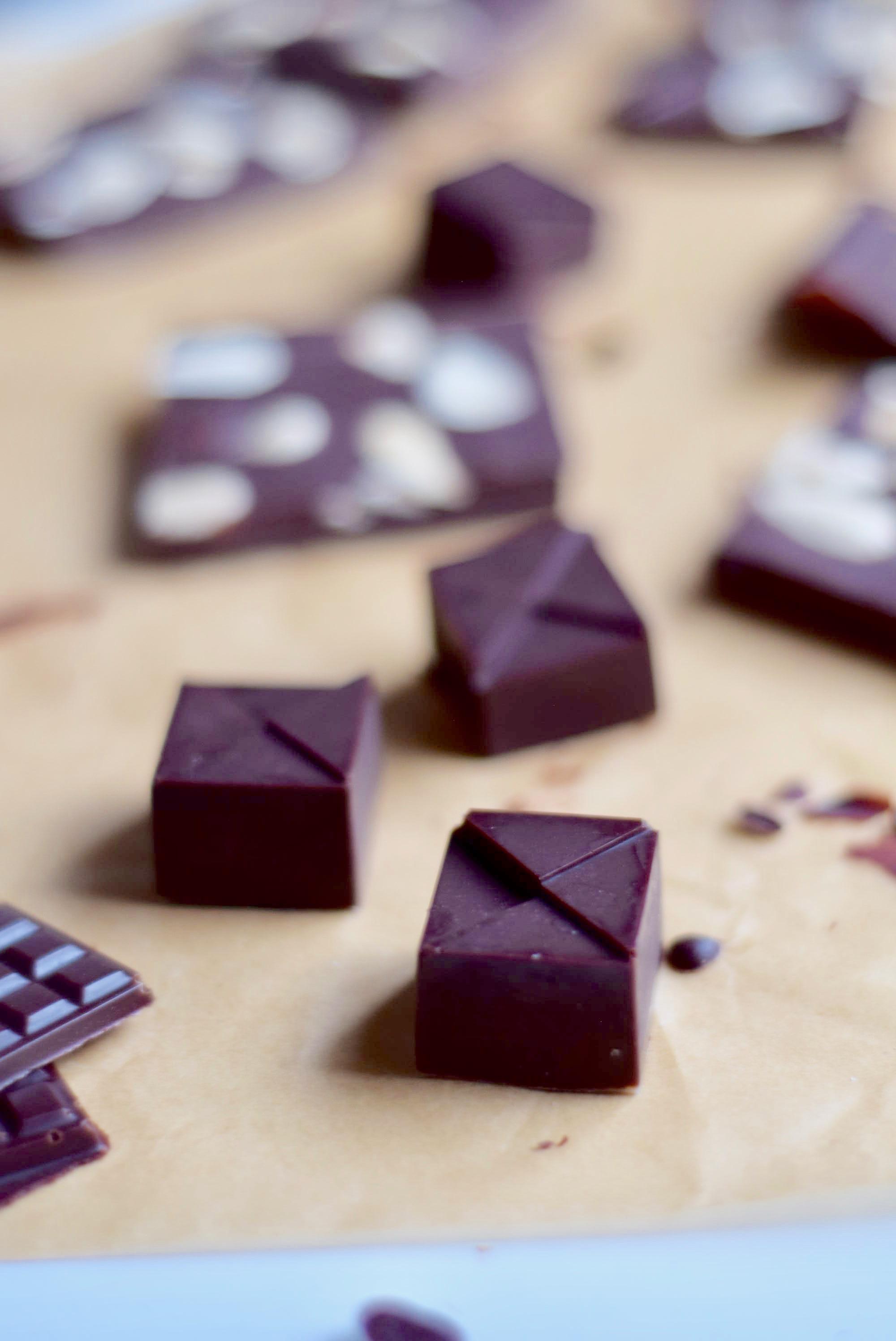 An Easy + Healthy Cannabis Chocolate Recipe (Vegan, Paleo
