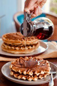 cannabis waffles recipe