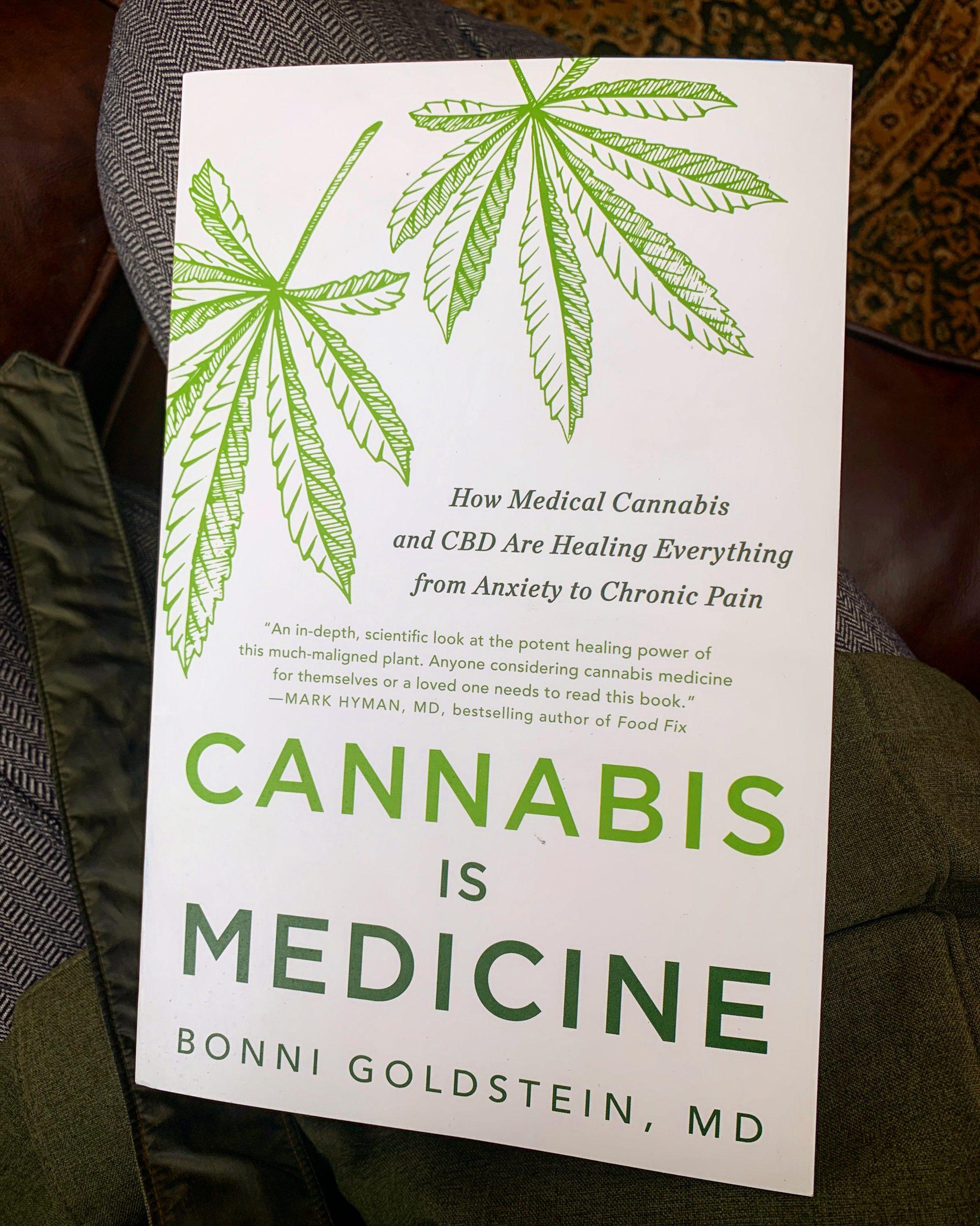 cannabis book club