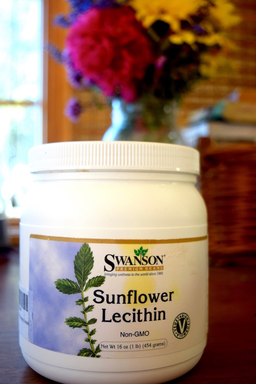 sunflower lecithin and cannabis