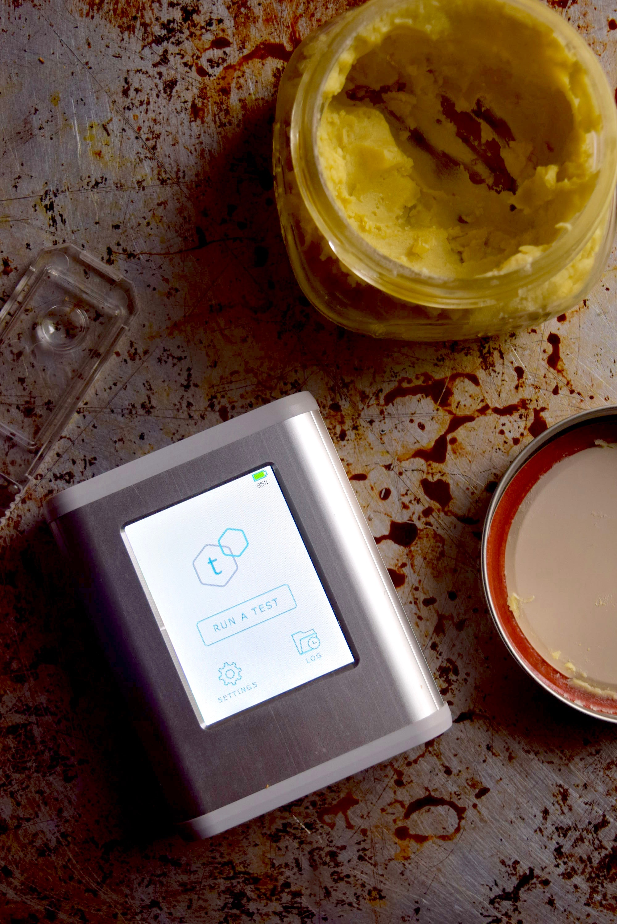 tCheck: a home cannabinoid test kit for finding the right dose