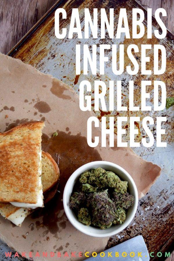 marijuana grilled cheese