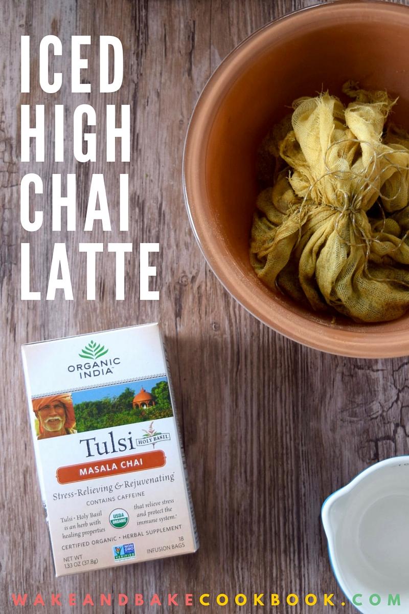 high chai weed tea