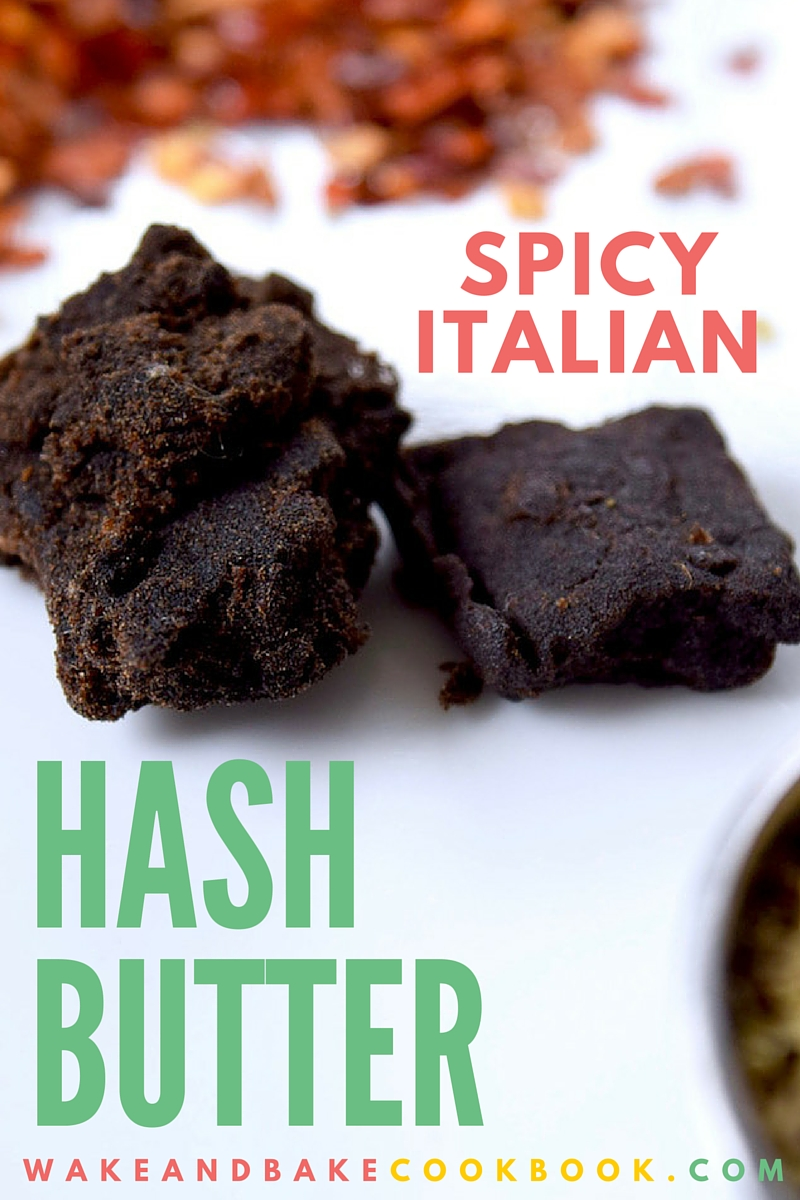 thc hash butter or coconut oil