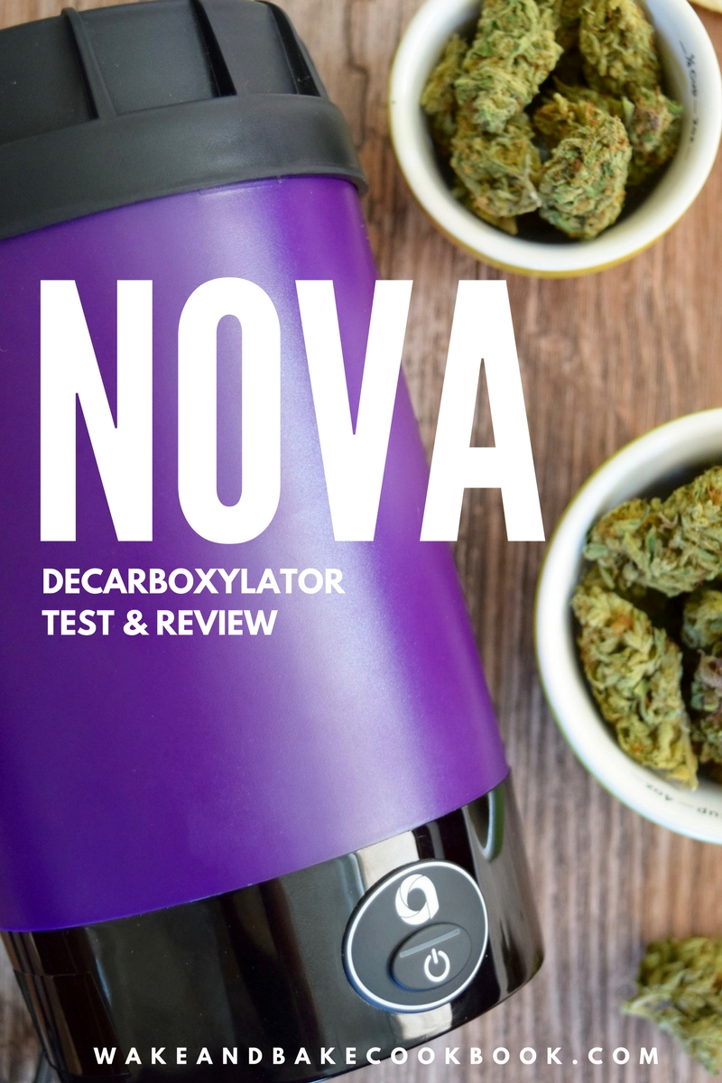 Nova Decarboxylation Review