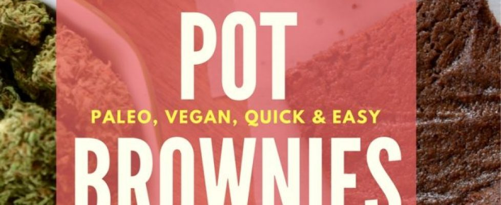 Healthy Weed Brownies: Easy and Delicious Paleo Pot Brownies