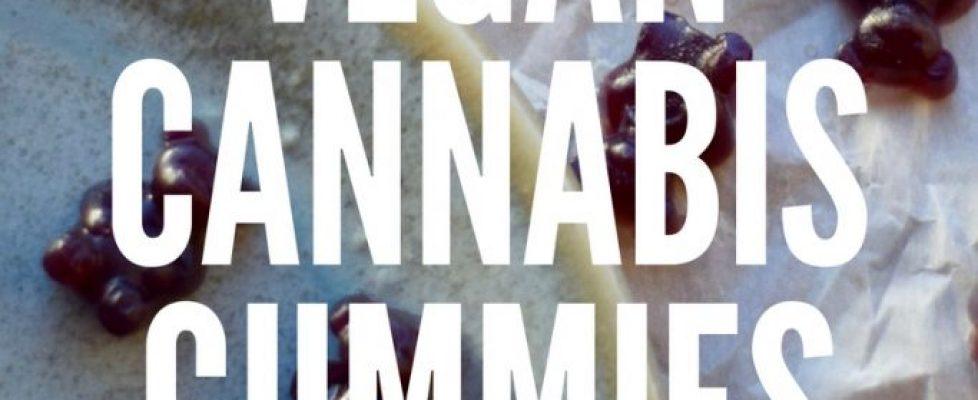 Easy Vegan Cannabis Gummies